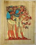 Ancient Egyptian Papyrus, Art 37a